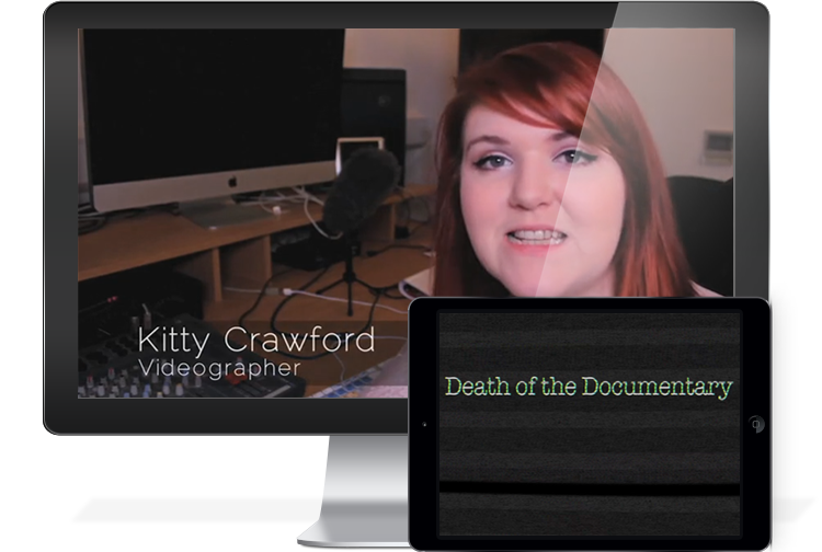 Death of the documentary